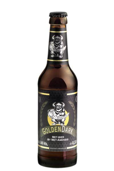 Honigbier Golden Dark alc. 6,4%