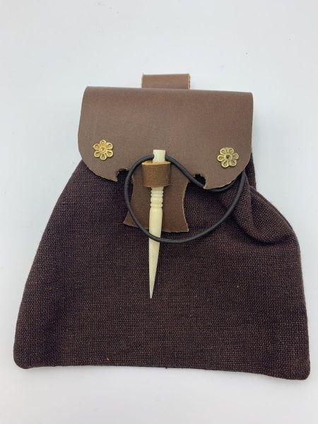 Mittelalterliche Baumwolltasche